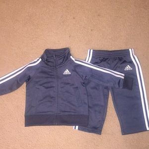 Adidas Track Suit Baby Boy